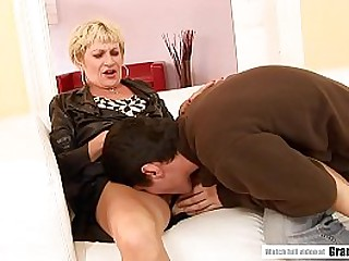 Old and young sex after school