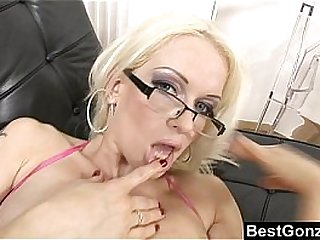 Anal Sex At The Office
